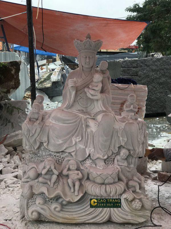 Tượng địa tang vương bồ tác sp003