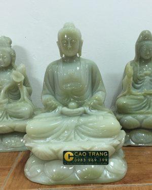 Tượng Tam Thế Phật (SP008)