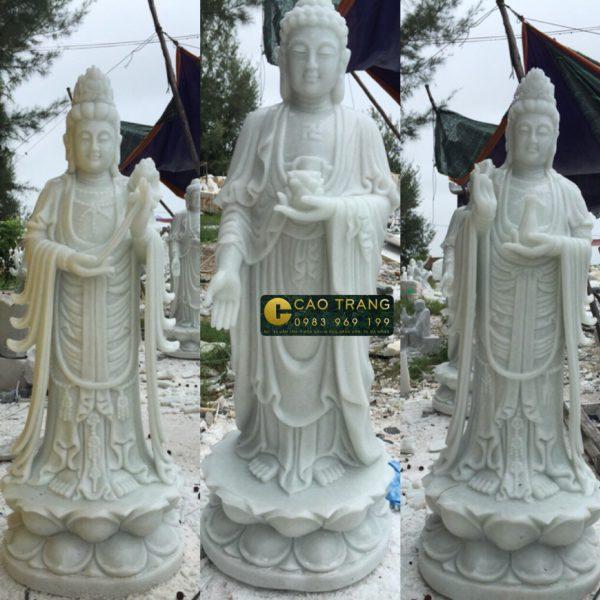 tượng tam thế phật (SP007)