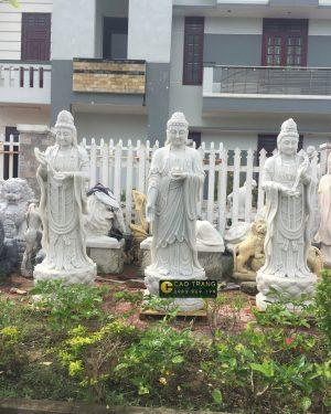 Tượng Tam Thế Phật sp001 - 1 (5)