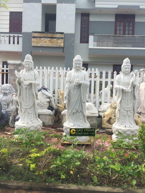 Tượng Tam Thế Phật sp001 – 1 (5)