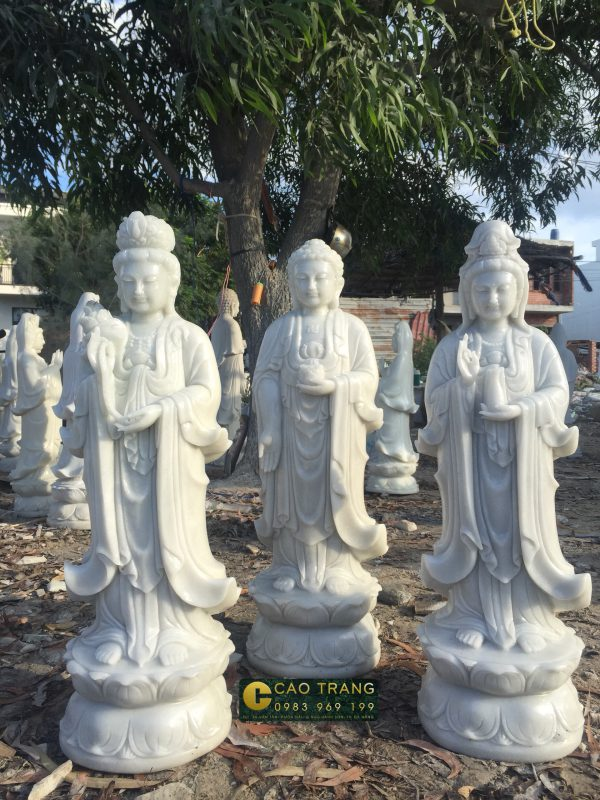 Tượng Tam Thế Phật sp001 – 14