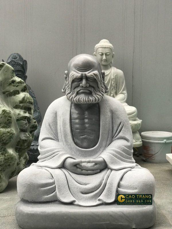 tượng đạt ma sư tổ sp001 – 1 (2)