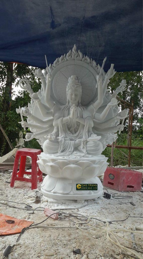 Tượng Thiên Thủ Thiên Nhãn (SP009)