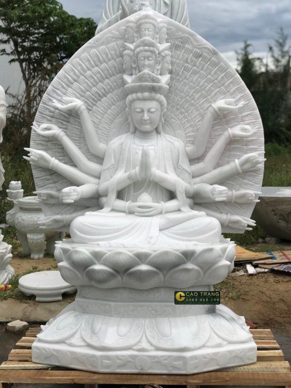 Tượng Thiên Thủ Thiên Nhãn (9)
