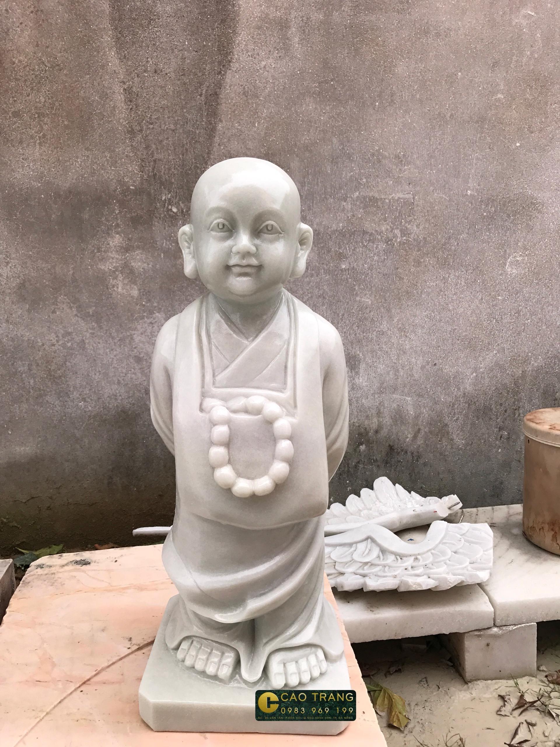 Tượng Chú Tiểu (SP014)