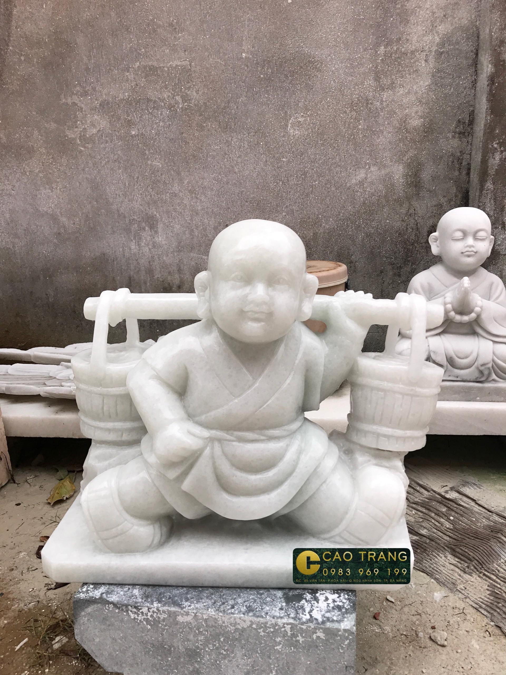 Tượng Chú Tiểu (SP016)