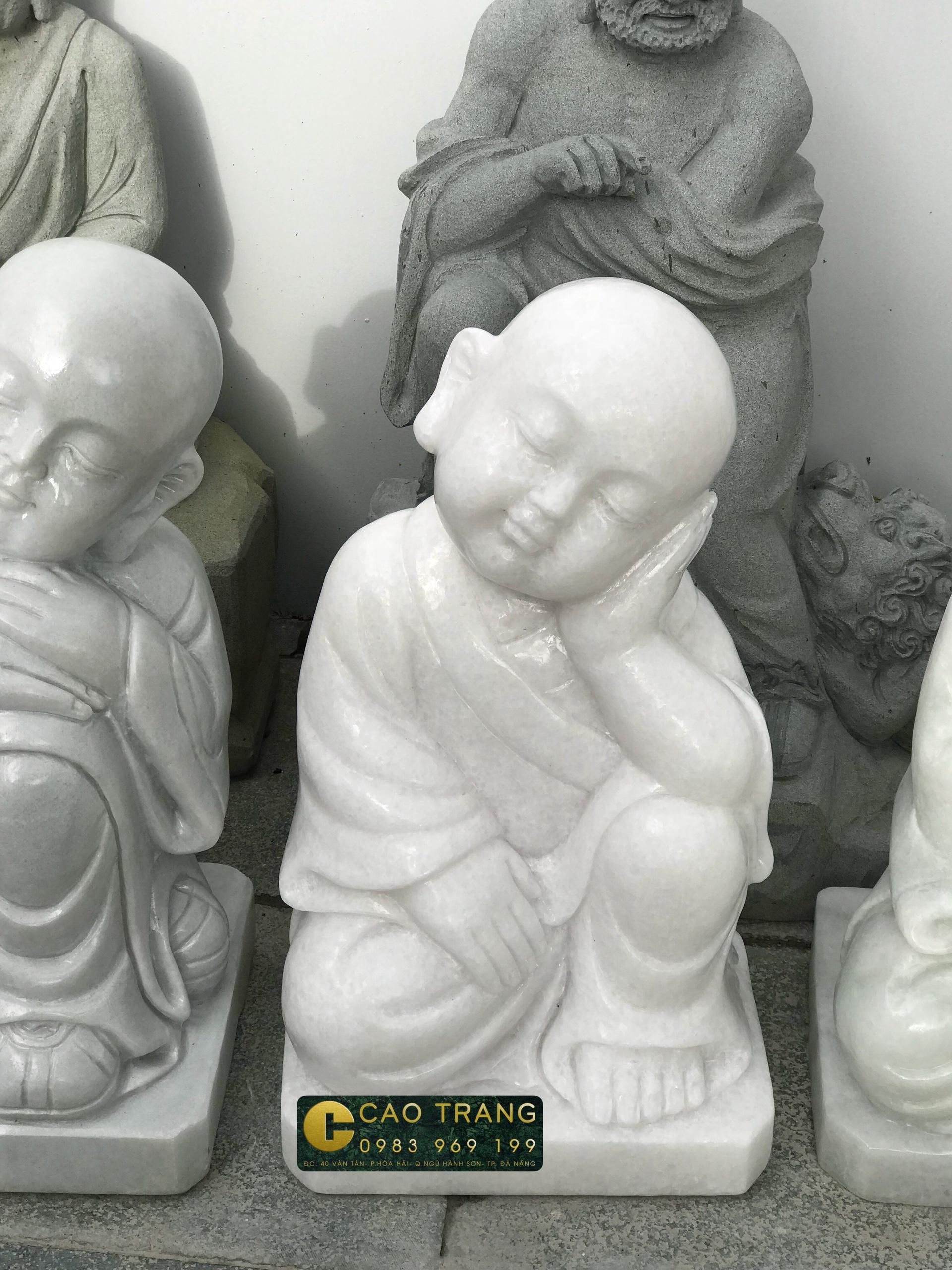 Tượng Chú Tiểu (SP017)