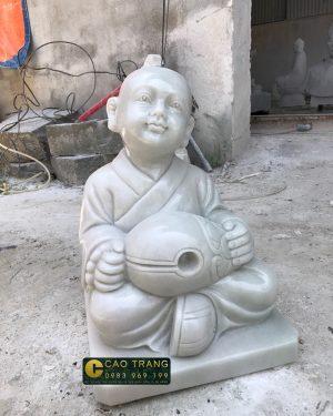 Tượng Chú Tiểu (SP018)