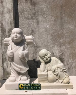 Tượng Chú Tiểu (SP020)