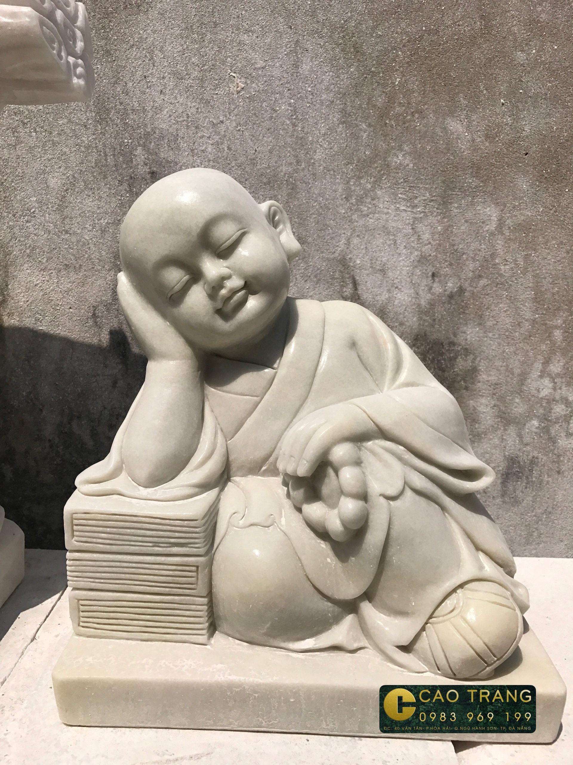 Tượng Chú Tiểu (SP011)