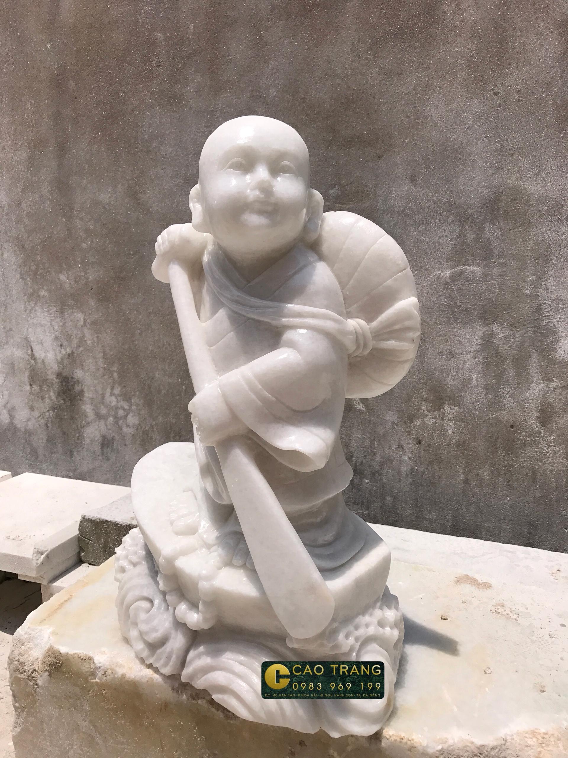 Tượng Chú Tiểu (SP012)
