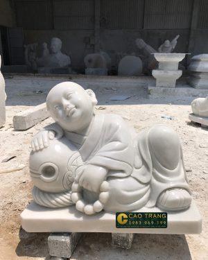Tượng Chú Tiểu (SP013)