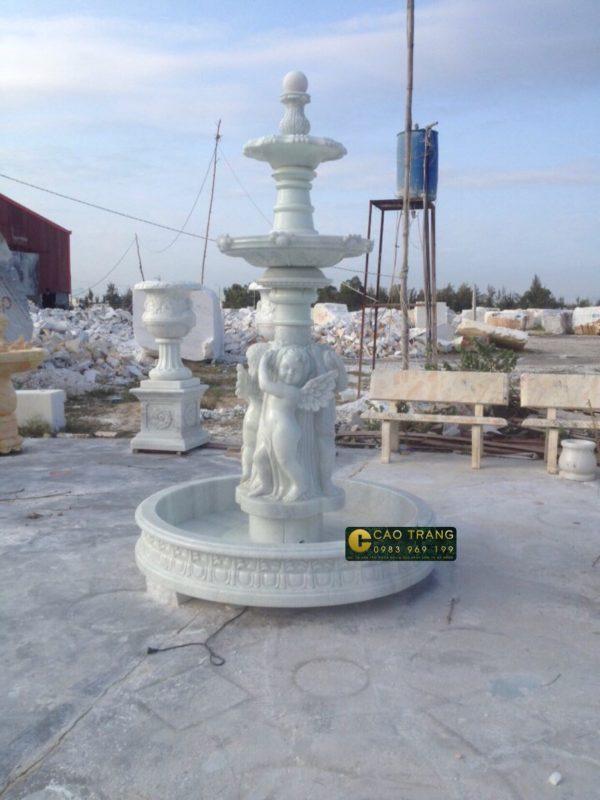 Tháp nước đá (1)