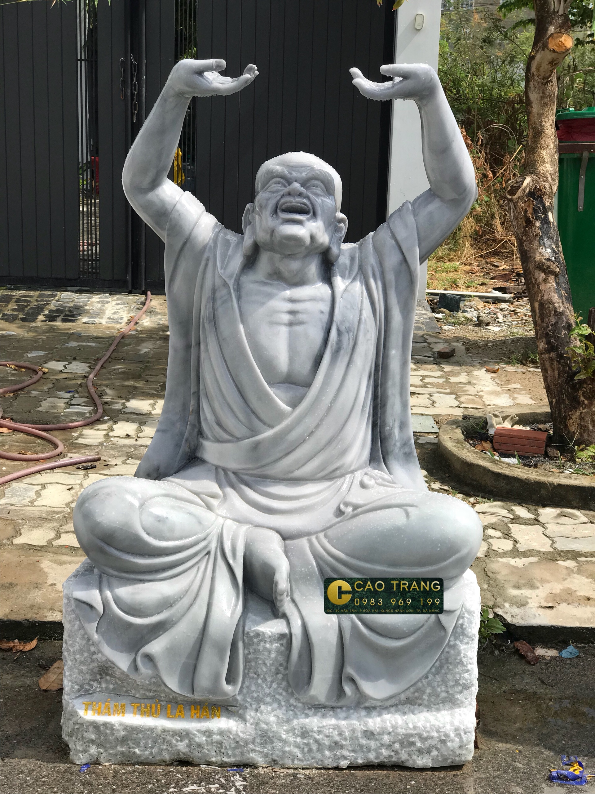Tượng Thập Bát La Hán (SP002 - 5)