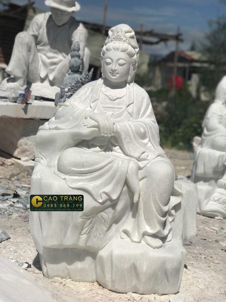 Tượng Bồ Tát Tự Tại (SP015)