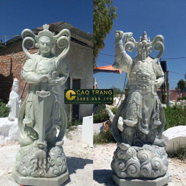 tượng hộ pháp – tượng tiêu diện (1)