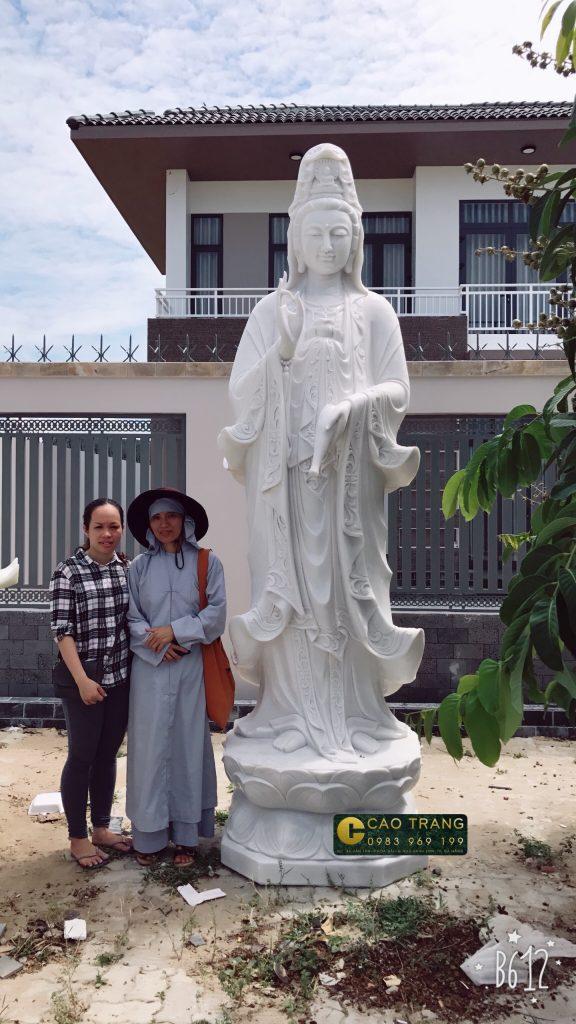 Tượng Phật Quan Âm (SP0038)