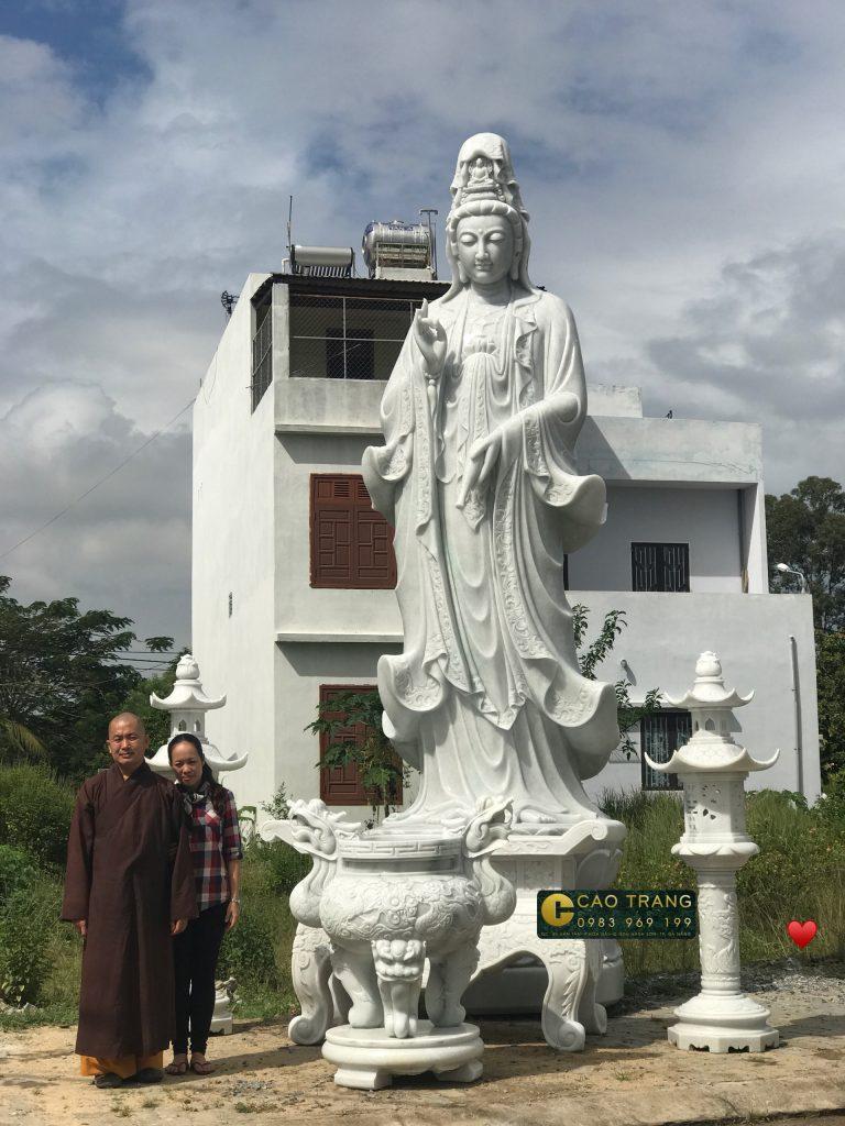 Tượng Phật Quan Âm (SP0039)