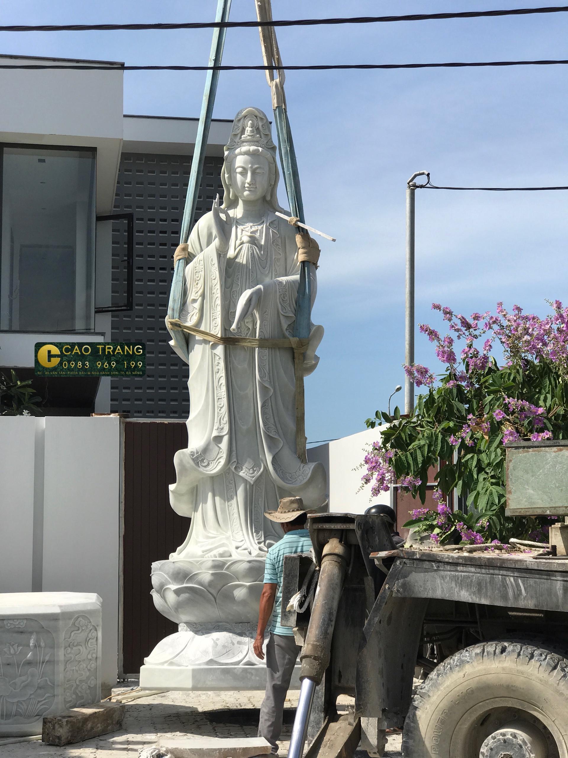 Tượng Phật Quan Âm (SP0042)