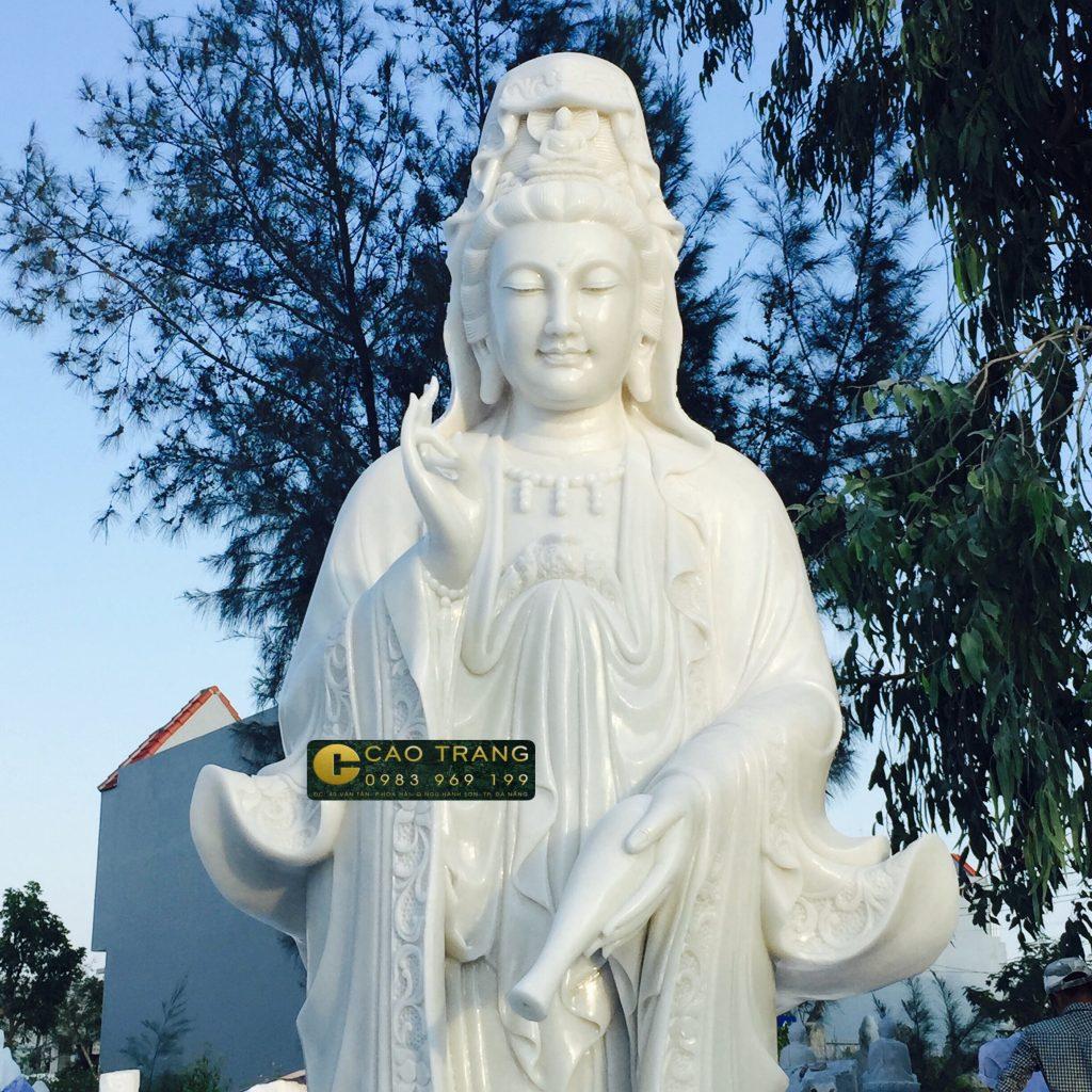 Tượng Phật Quan Âm (SP0027)