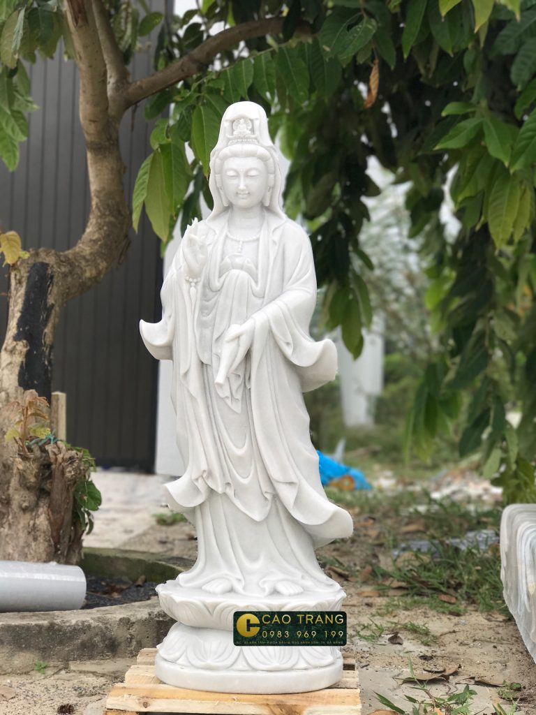 Tượng Phật Quan Âm (SP0031)