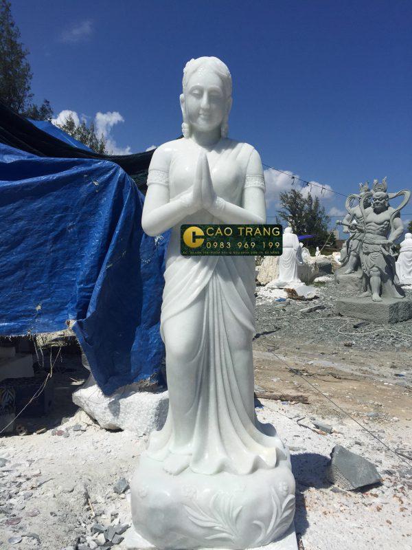 tượng vườn lâm tì ny (1)