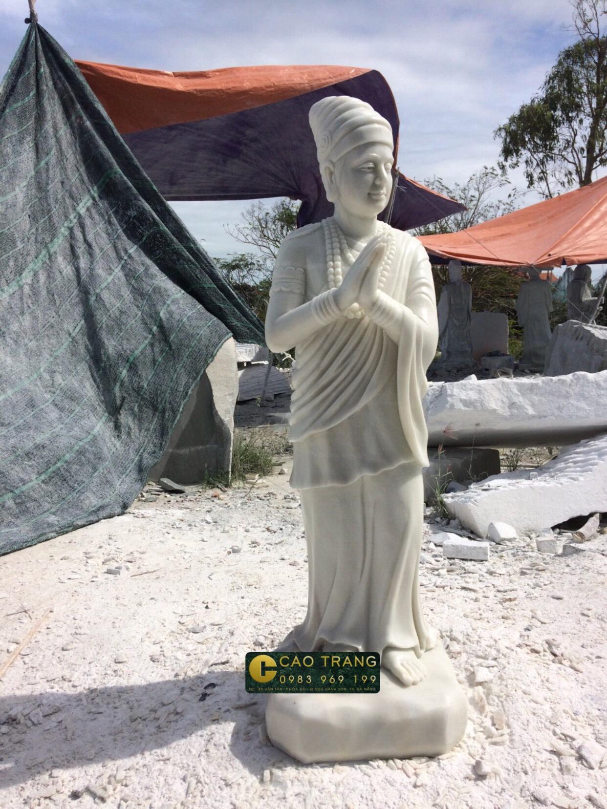 Tượng Vườn Lâm Tì Ny (SP011)