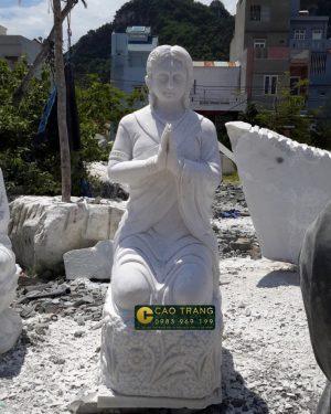 Tượng Vườn Lâm Tì Ny (SP018)