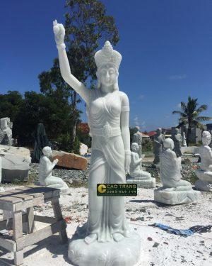 Tượng Vườn Lâm Tì Ny (SP006)