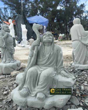 Tượng Thập Bát La Hán (SP001 - 10)