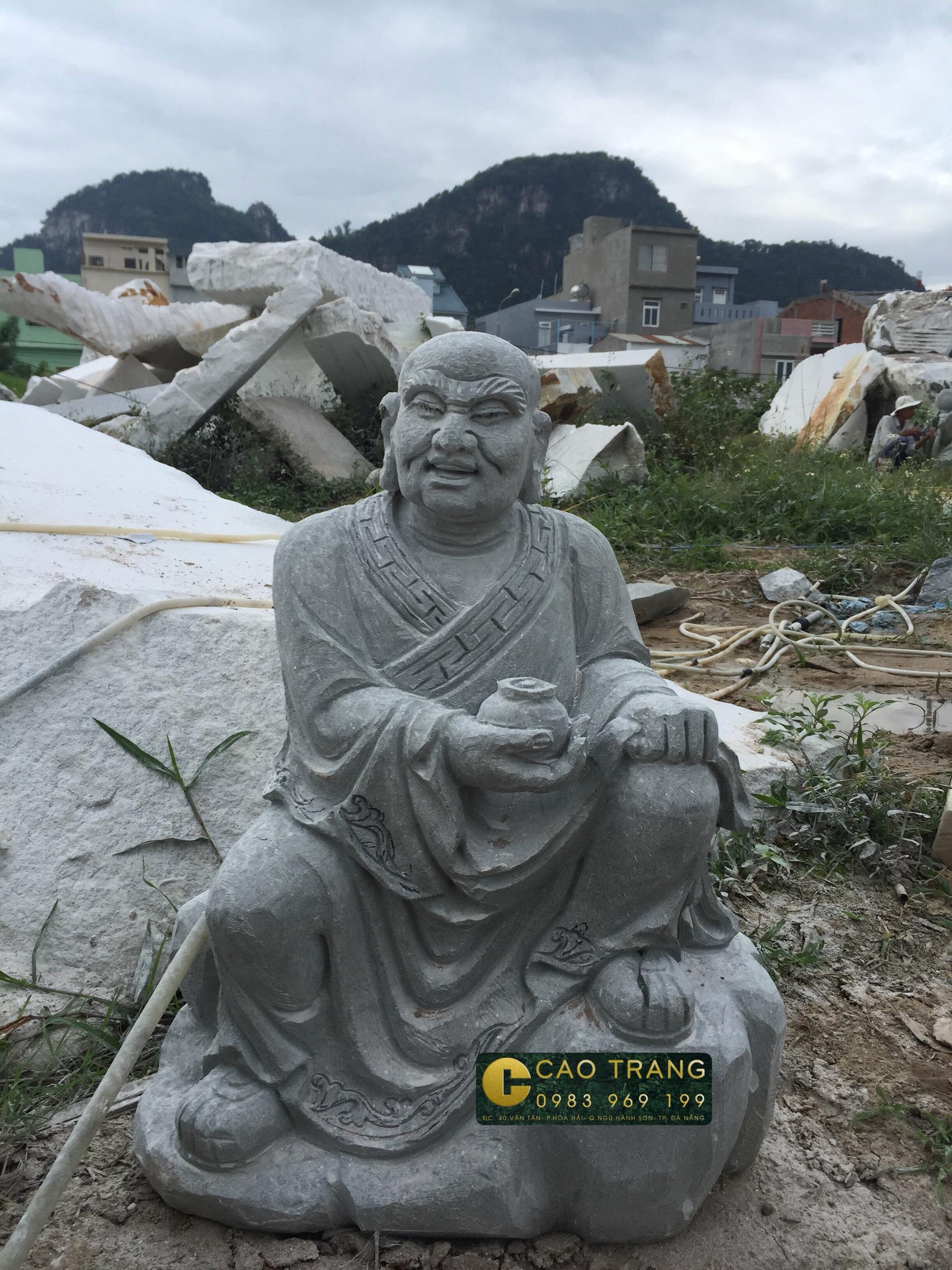 Tượng Thập Bát La Hán (SP001 - 17)