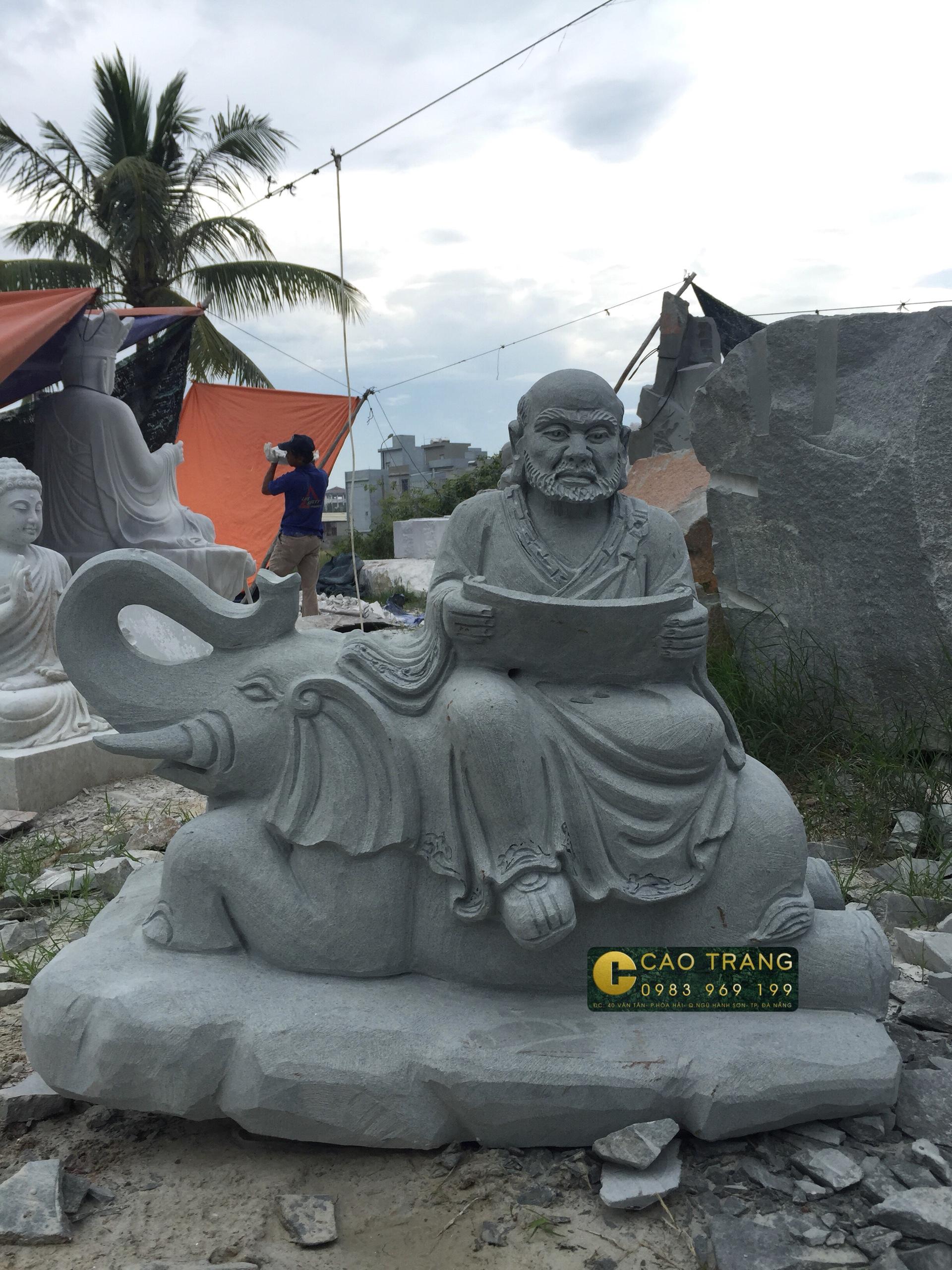 Tượng Thập Bát La Hán (SP001 - 3)