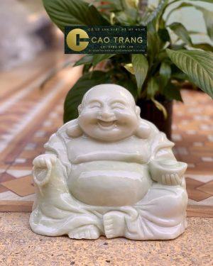 Phật Di Lặc đá phong thủy
