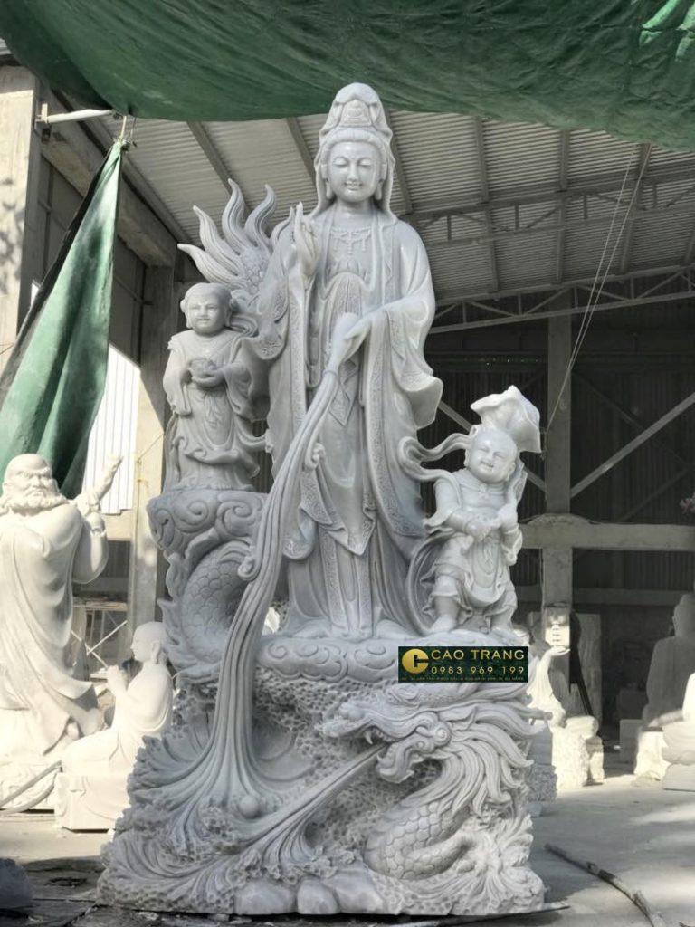 Hình Tượng Mẹ Nam Hải - Quan Âm Nam Hải