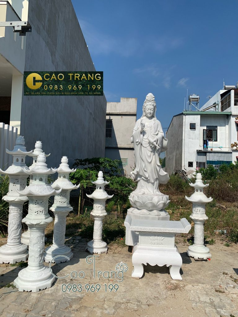 Tượng Phật Quan Âm