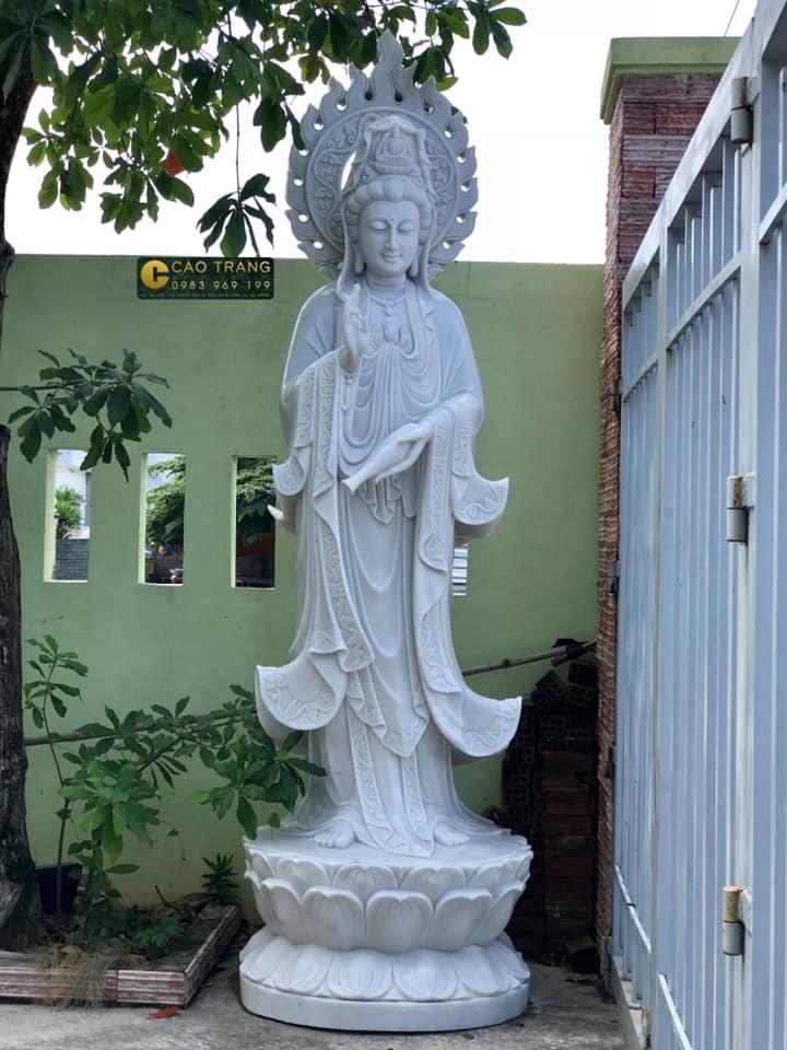 Tượng Phật Quan Âm Bồ Tát