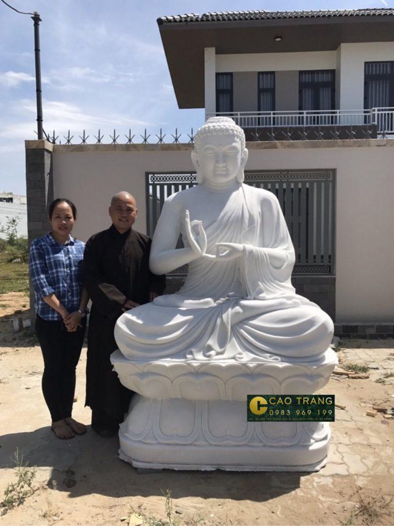 Tượng Phật Bổn Sư Thích Ca Mâu Ni