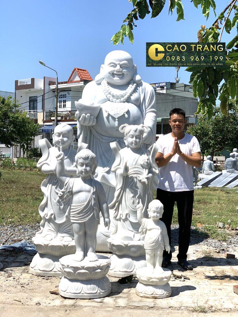 Tượng Phật Di Lặc Đứng