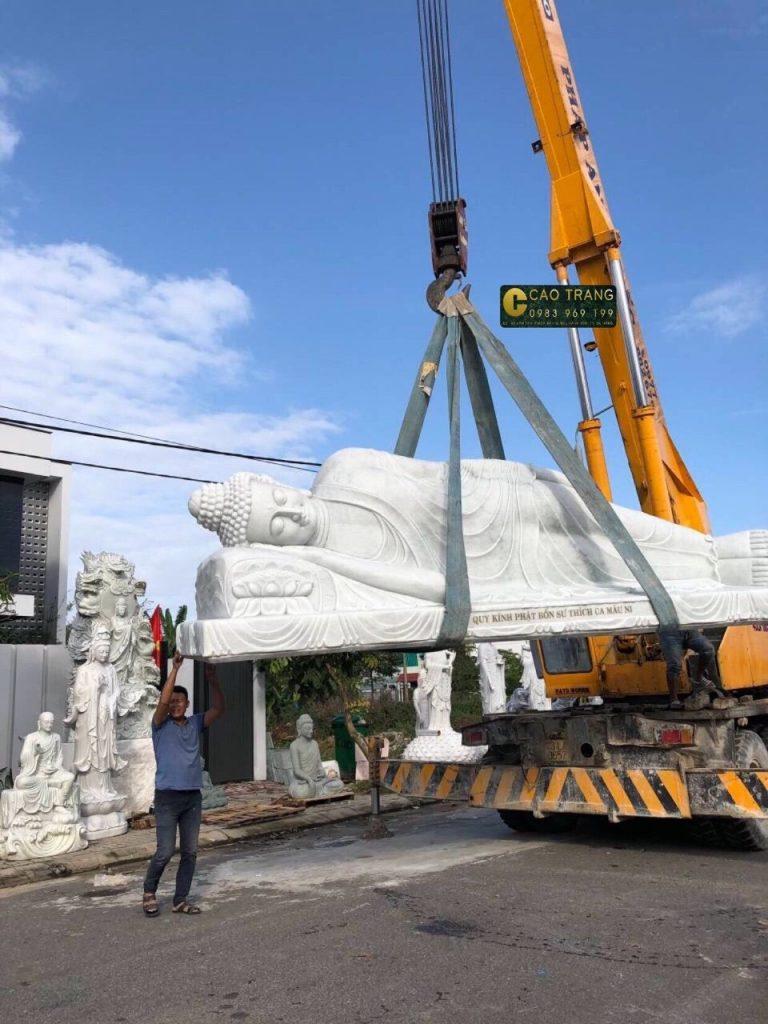 Tượng Phật Nằm