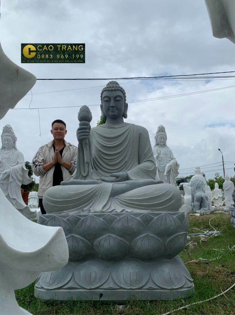 Tượng Đức Phật Thích Ca