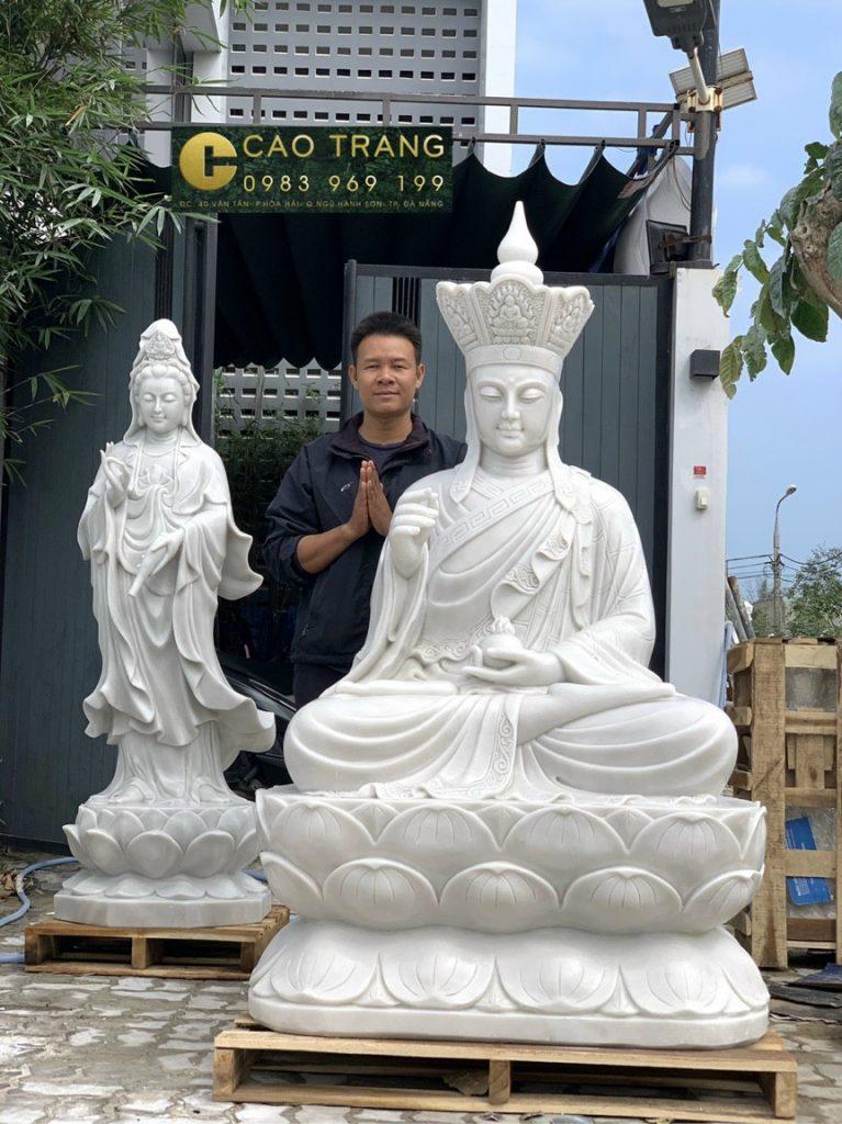 Tượng Bồ Tát Địa Tạng