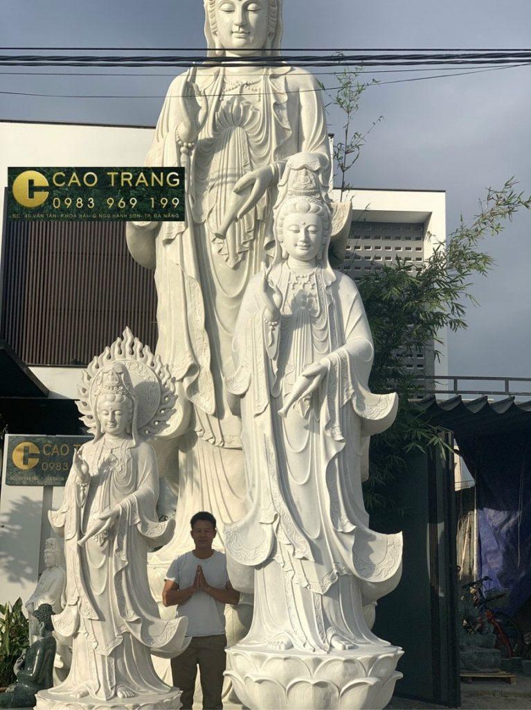 Tượng Phật Bà Quan Âm